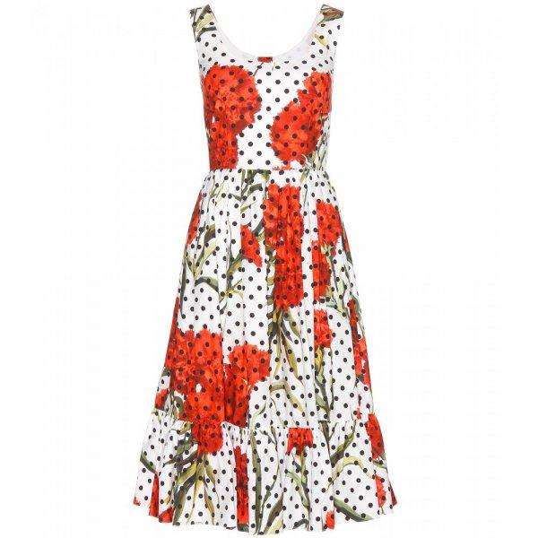 P00121274-Printed-cotton-dress-STANDARD